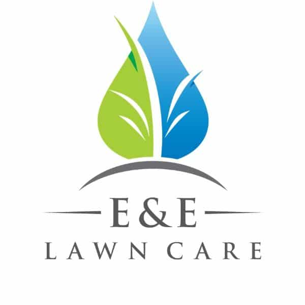 E&E Lawn Care logo to decorate the website's privacy policy page.